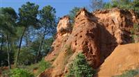 Le sentier des ocres restera fermé dans le Colorado provençal (Vaucluse)